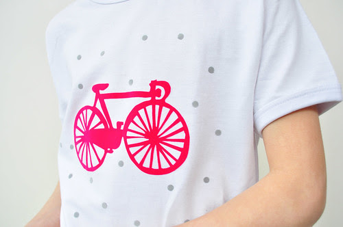 neon bike