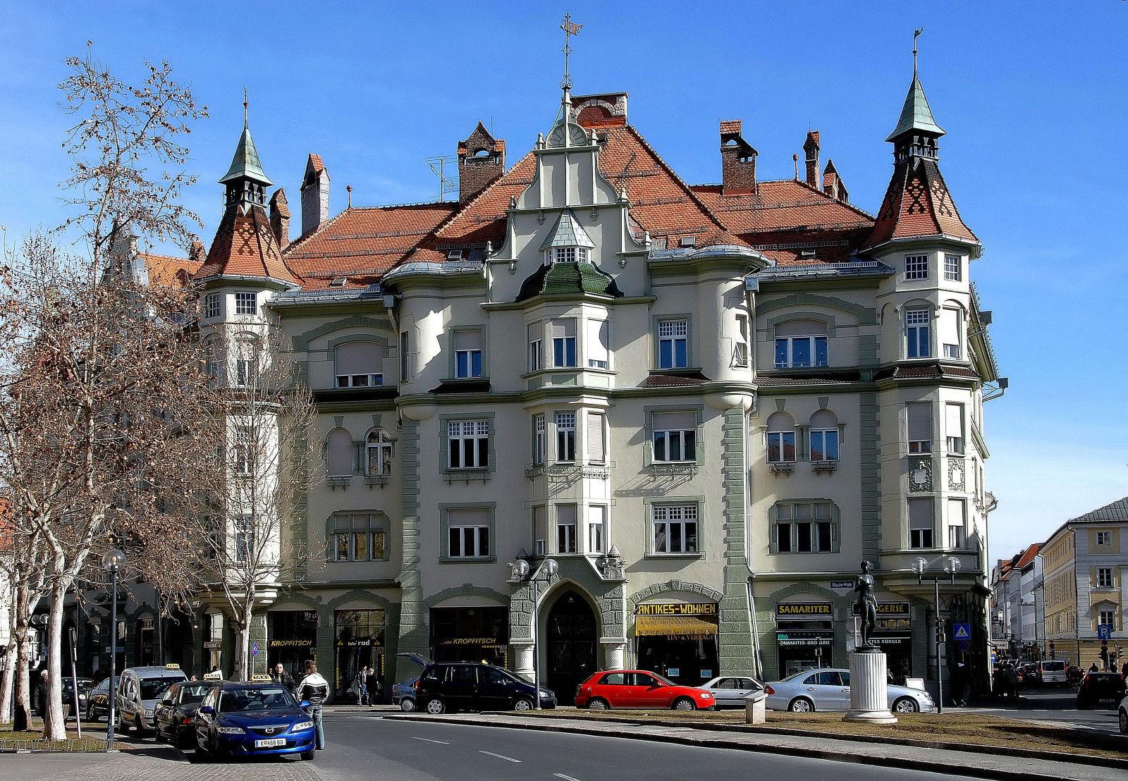 Visit And Explore Klagenfurt, the capital of Carinthia in Austria