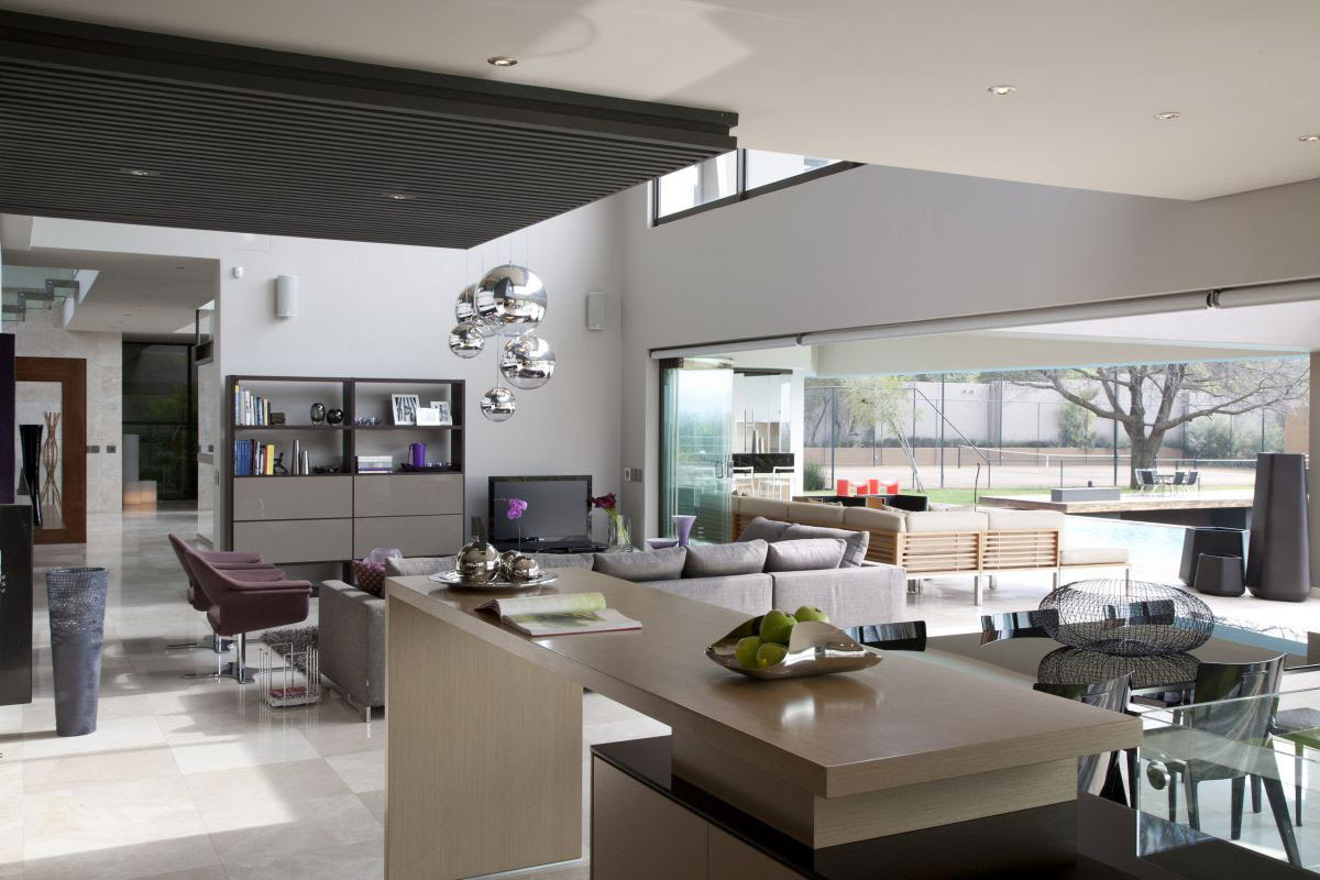 Luxury Mansion In London | iDesignArch | Interior Design ...
