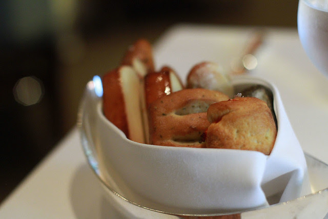 Mandarin Grill Hong Kong