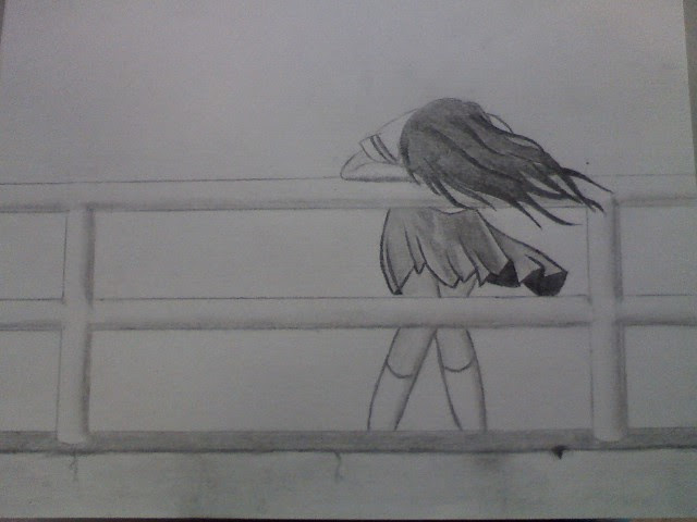 Drawn out of Depression... by ilikeyaks1123 on DeviantArt
