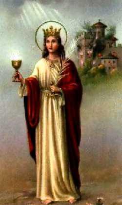 en:Saint Barbara ru:Святая Варвара