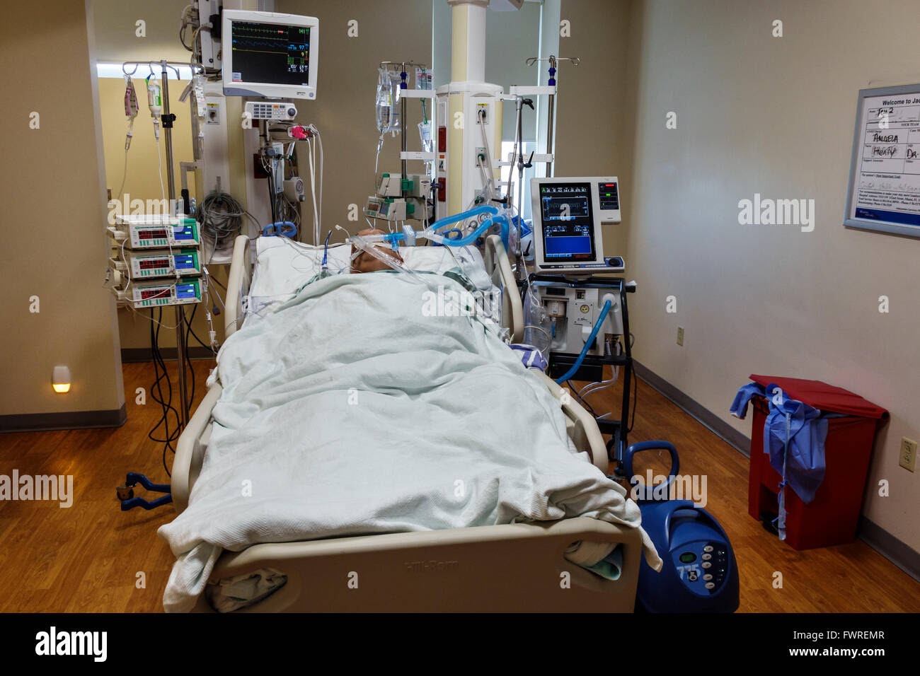Florida FL Miami hospital medical health ICU intensive ...