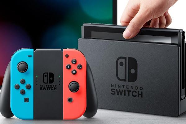 7637001454 Nintendo Switch, nuovi modelli in arrivo? Lo suggerisce l'update 8.0.0