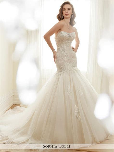 Sophia Tolli Wedding Dresses for Mon Cheri