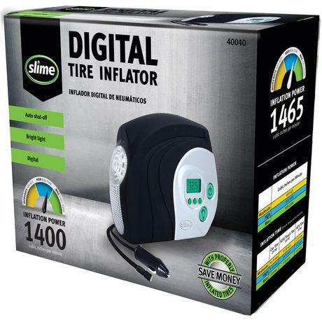 Permatex Canada Slime Digital Tire Inflator Walmart Ca