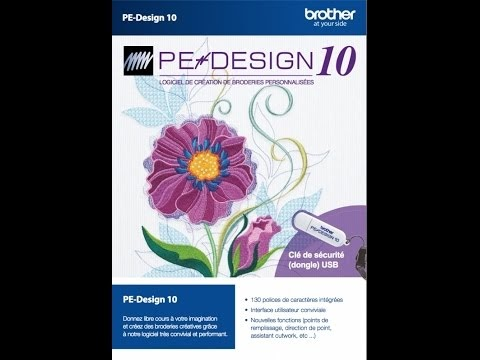 Software solution for any industry brother pe design for Descargar embroidery office design 7 5 full