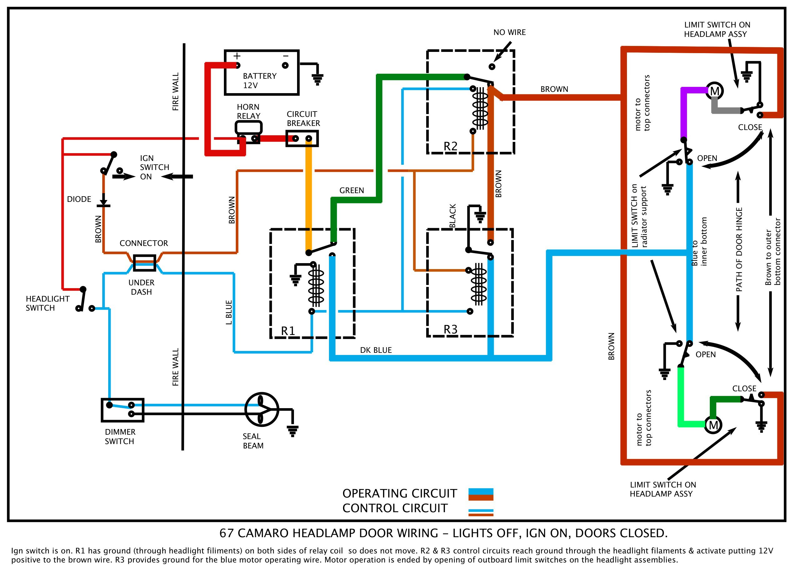 1968 Camaro Turn Signal Wiring Diagram Wiring Diagram Series Series Pasticceriagele It