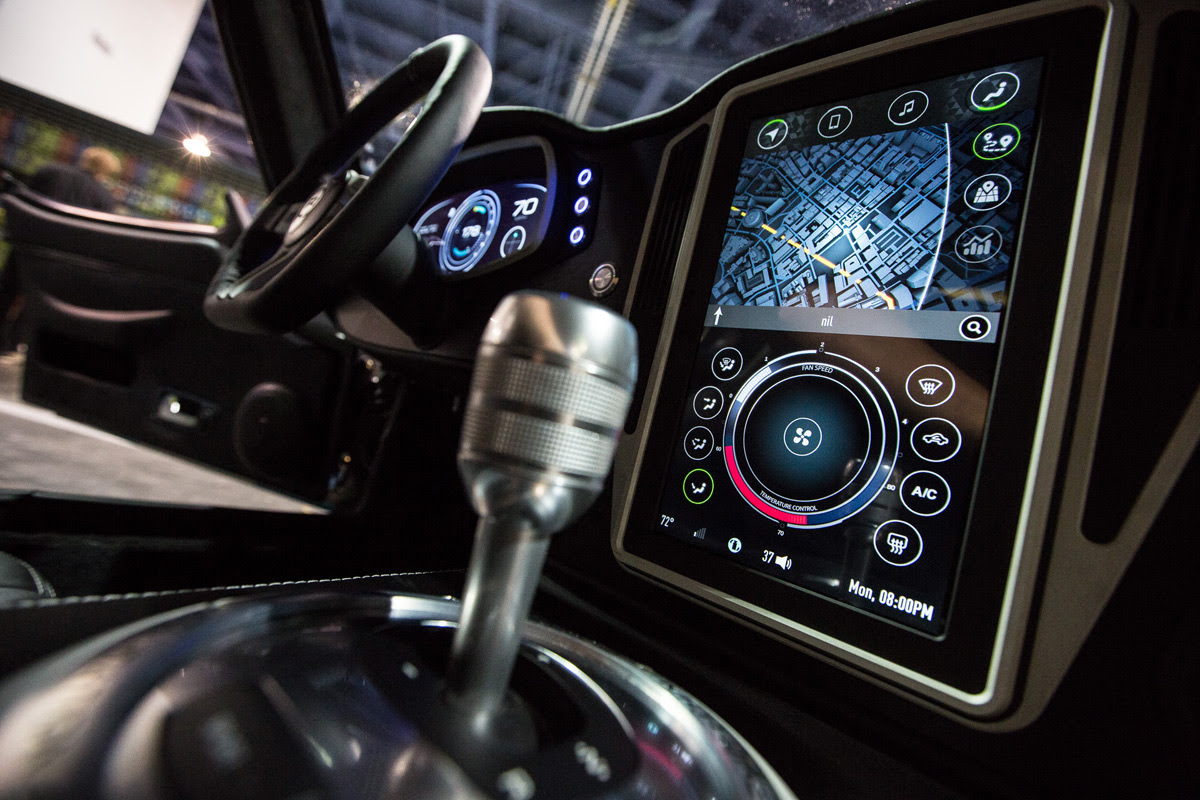 NVIDIA's Tegra X1 powering the Renovo Coupe's instrument cluster