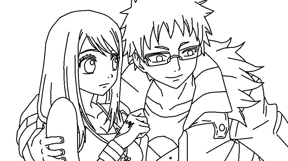 Anime Coloring Pages Games at GetColorings.com | Free ...