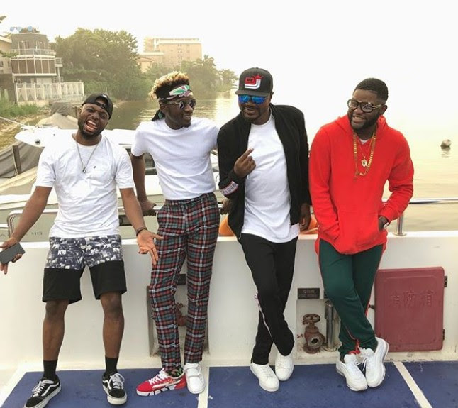 MR EAZI, SKALES,DJ JIMMY JATT
