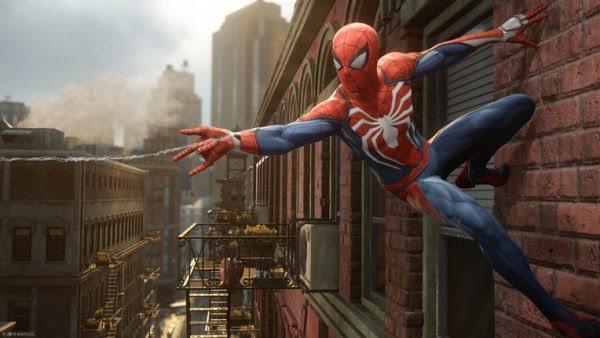 Insomniac memastikan bahwa trailer perdana Spiderman PS4 diambil dari in-game engine dan ditangkap dengan menggunakan Playstation 4 biasa, bukan Neo.