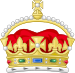 Coronet of the British Heir Apparent.svg