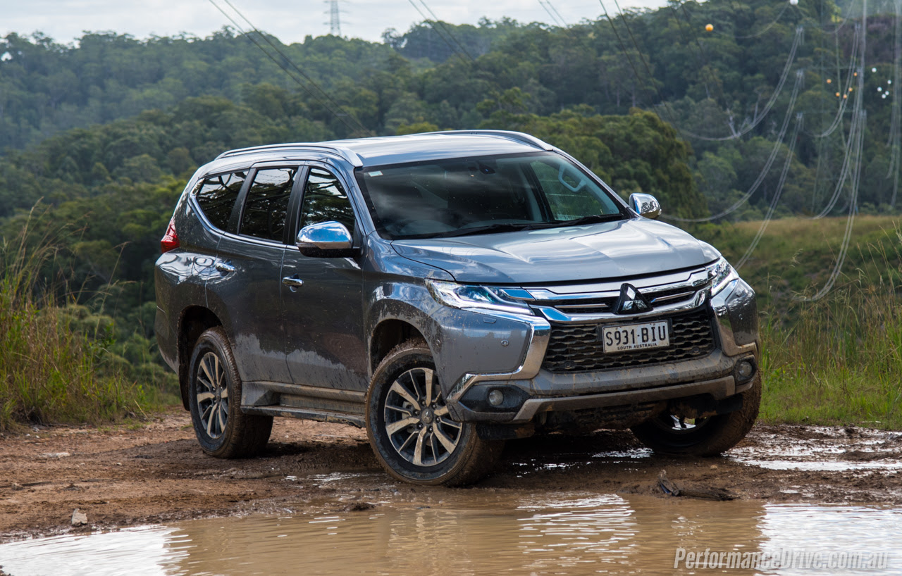 2016 Mitsubishi Pajero Sport review (video) | PerformanceDrive
