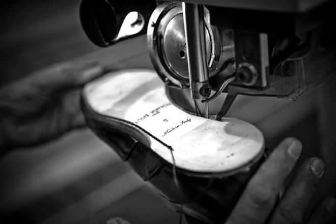 Louis Vuitton Made To Order Shoe Service