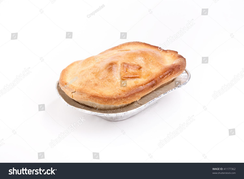 Individual Short Crust Pastry Steak Pie Stock Photo ...