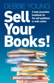 """Cover image of book promotion handbook, """"Sell More Books!"""""""
