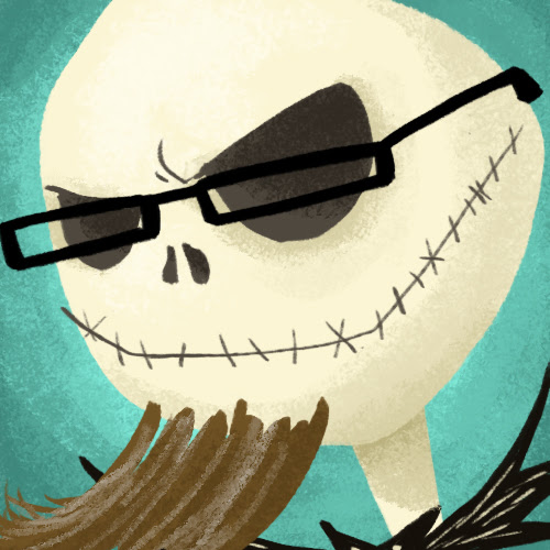 New avatar: Skellington-O-Matic