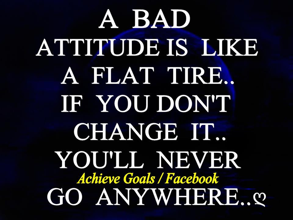 Quotes About Bad Attitude 67 Quotes