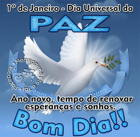 Dia Mundial da Paz Imagem 2
