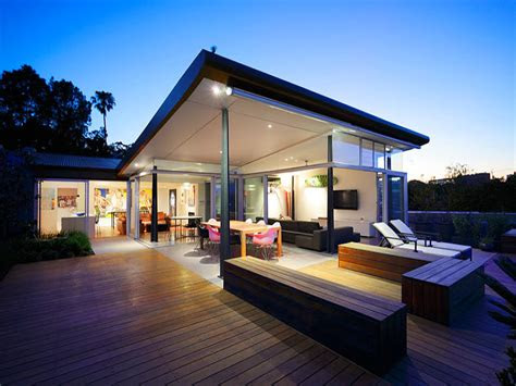 stylish outdoor spaces  modern living