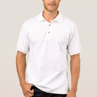 Mens Gildan Jersey Polo Shirt Create Your Own Polo T-shirt
