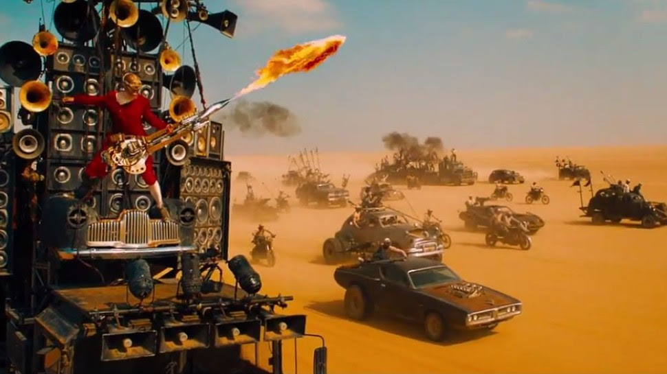 MAD MAX: FURY ROAD — Opening Night Review/Open Discussion Thread