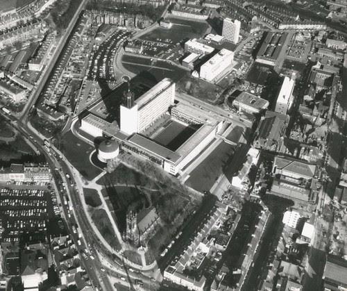 Newcastle Civic Centre, March 1969
