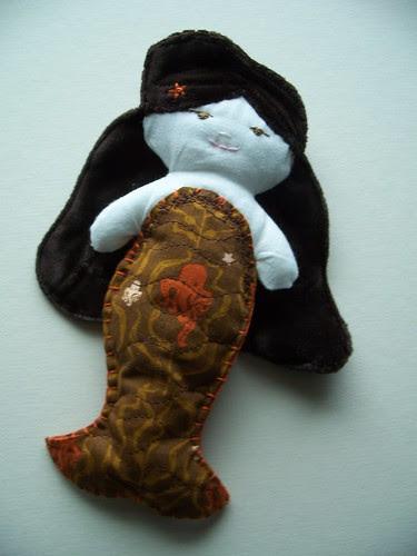 Bouffant Mermaid!
