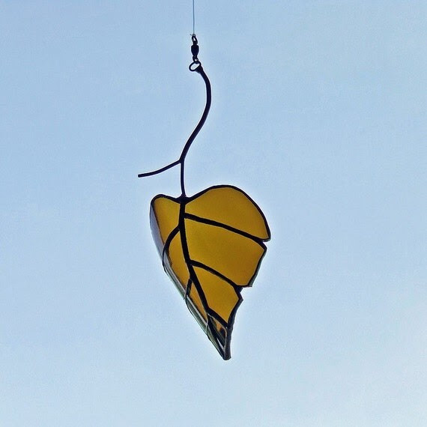 Aspen Leaf from Tripel Karmeliet