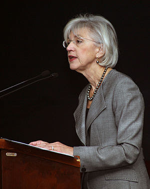 Beverley McLachlin, the Chief Justice of the S...
