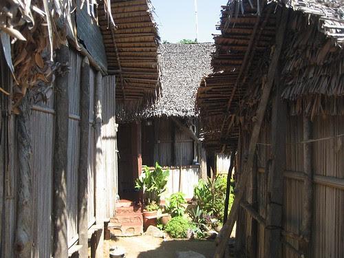 courtyard Nosy Komba