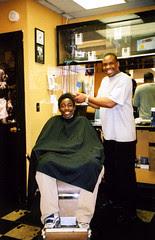Afro blues Bernard