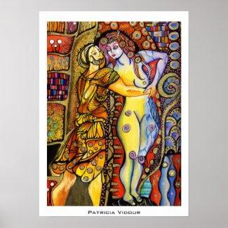 Pygmalion and Galatea Posters
