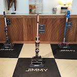 מותג שואבי האבק JIMMY מרחיב את פעילותו בישראל עם מגוון מוצרים - Gadgety | גאדג'טי