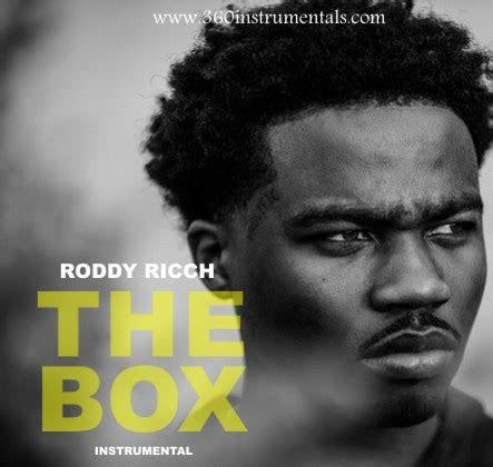 roddy ricch  box instrumental mp