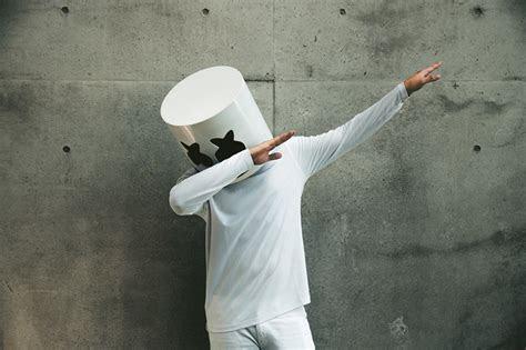 marshmello  ironically remixing futures smash hit mask
