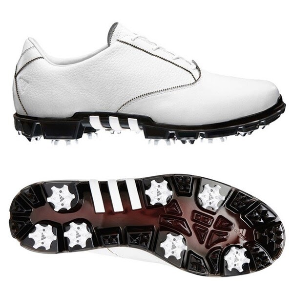 Adidas Adipure Z White Golf Shoes