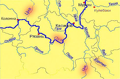 Реки — Хранилища Памяти.