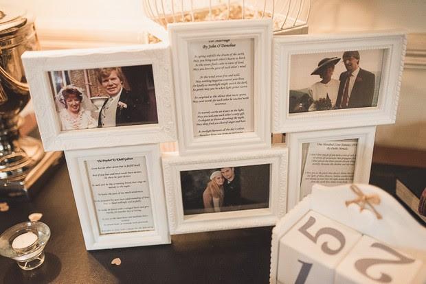 9 Brilliant Ways To Include Photos In Your Wedding Weddingsonline
