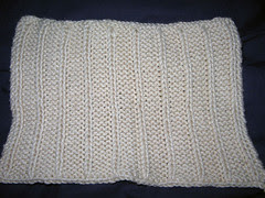 Baby genius burp cloth from mason-dixon knitting