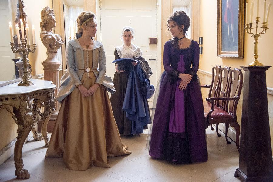 Love And Friendship Op Iffr Austen Tales