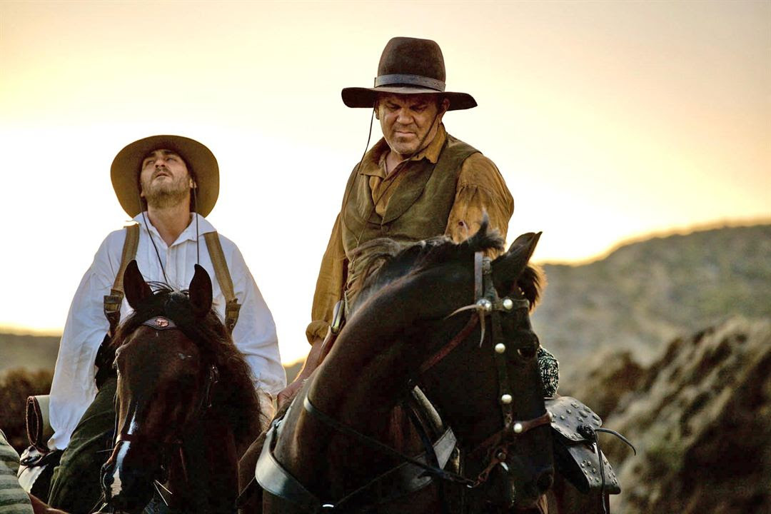Les Frères Sisters : Photo Joaquin Phoenix, John C. Reilly
