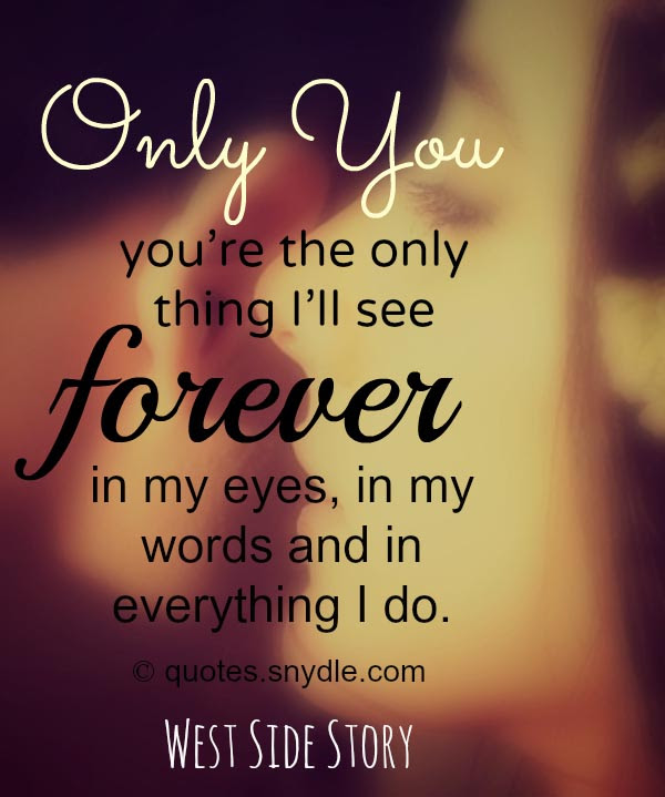 150 Cute Love Quotes For Him Or Her: Cute sweet quotes for