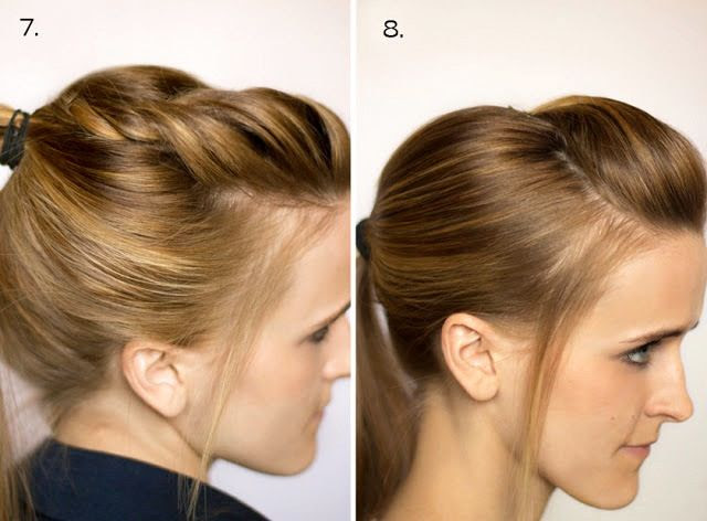 Le Fashion Blog Hair Inspiration 10 Ways To Dress Up A Ponytail Top Twist Front Bump Via Hair And Makeup By Steph photo Le-Fashion-Blog-Hair-Inspiration-10-Ways-To-Dress-Up-A-Ponytail-Top-Twist-Front-Bump-Via-Hair-And-Makeup-By-Steph.jpg