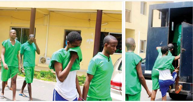 Falae's abductors sentenced to life imprisonment