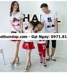siêu thị áo đôi áo gia đình h&t couple