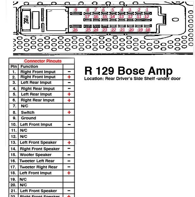2011 Cadillac Cts Wiring Diagram