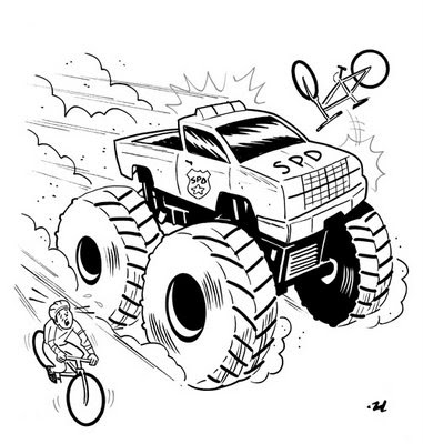 Winter Coloring Pages: January 2013