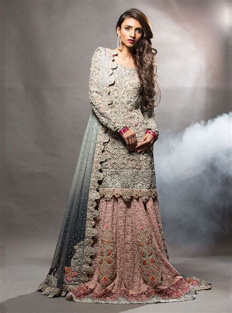 Top Pakistani Designers Bridal Dresses 2019 for Wedding